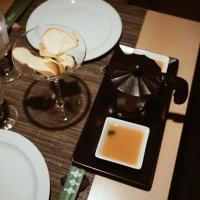 OCEANIKA FUSIÓN, el restaurante de los trampantojos